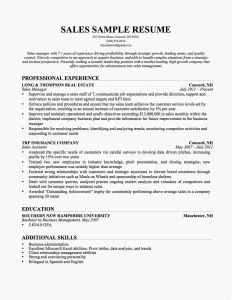Resume Template Sales Manager - Free Resume Templates 201 Fresh Auto Mechanic Resume American Resume