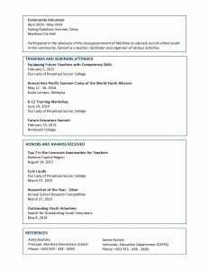 Resume Template Volunteer Work - Job Resumes Examples Unique Resumes for Jobs Awesome Luxury Examples