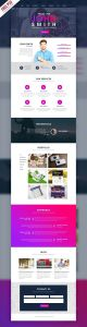 Resume Website Template Free Download - Adidas Invoice Template Resume Website Template Free Inspirational