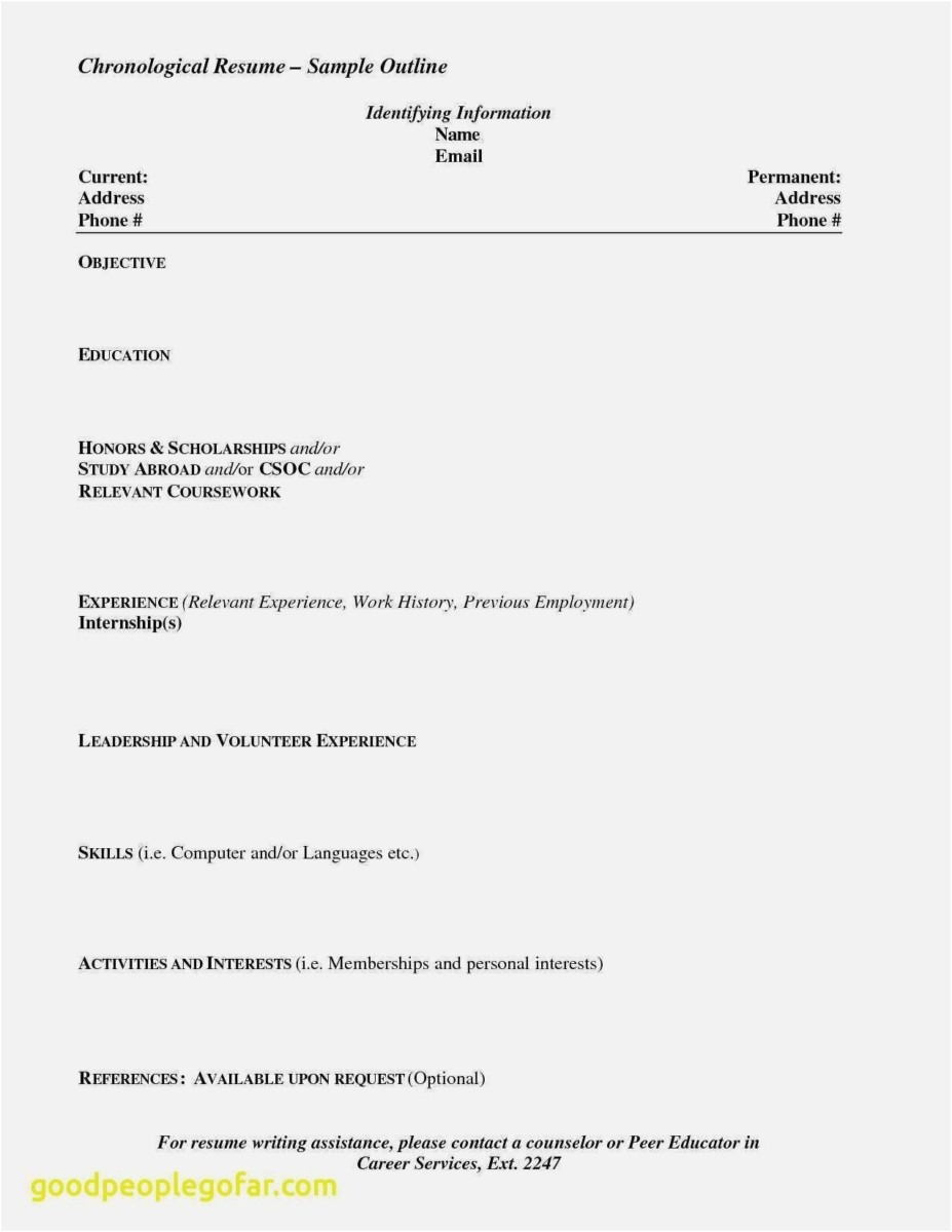 resume worksheet template Collection-Resume for Middle School Students Free Download Unique Resume for Highschool Students Excellent Resumes 0d High 17-a