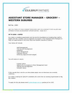 Retail Manager Resume Template - Retail Store Manager Resume Examples Awesome Retail Manager Resume