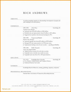 Retail Sales associate Resume Template - Retail associate Resume Example Fwtrack Fwtrack