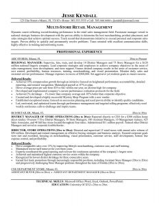 Retail Store Manager Resume Template - General Manager Resume Sample Unique Sample Retail Manager Resume
