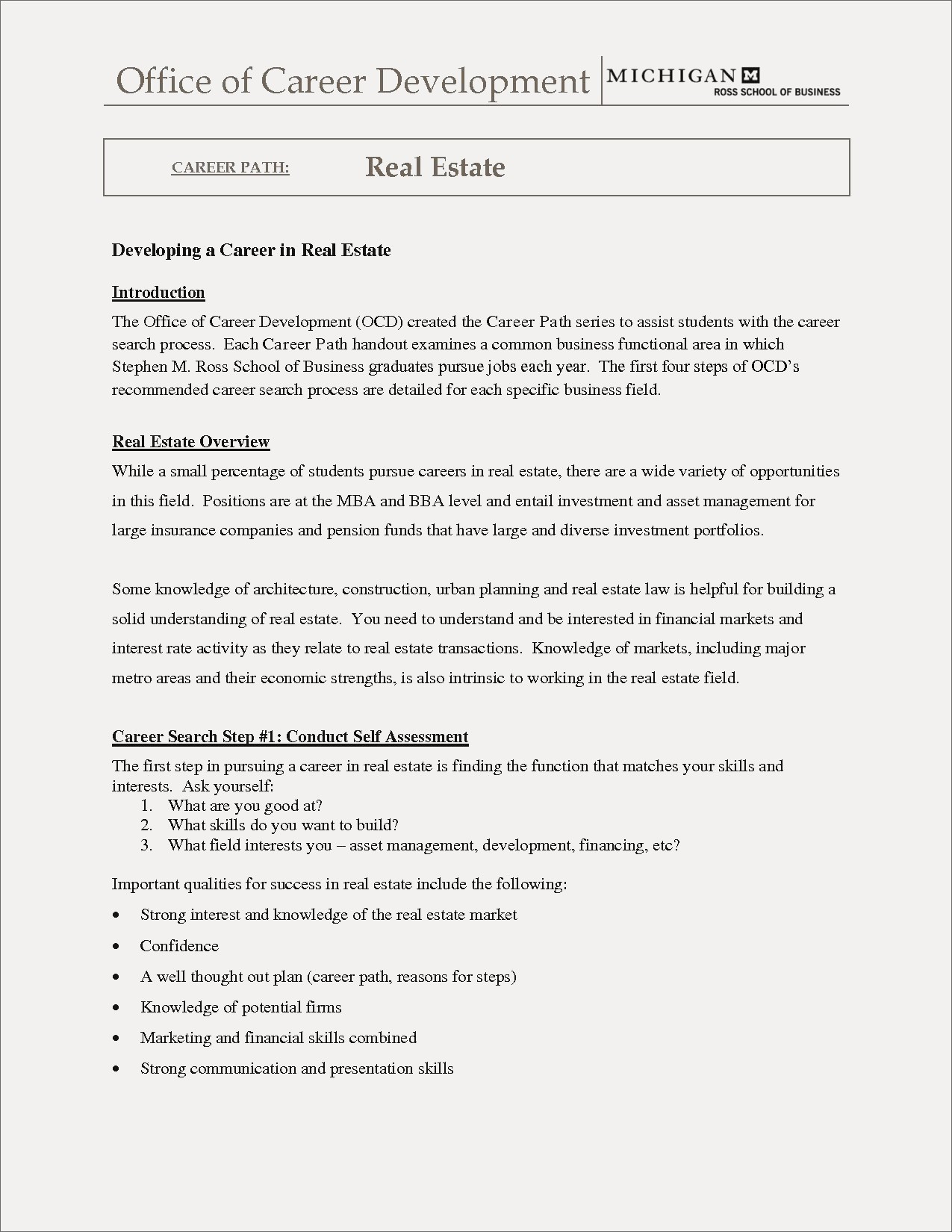 ross school of business resume template Collection-Real Estate Assistant Resume New Ross School Business Resume Template Save Real Estate Agent Real 14-m