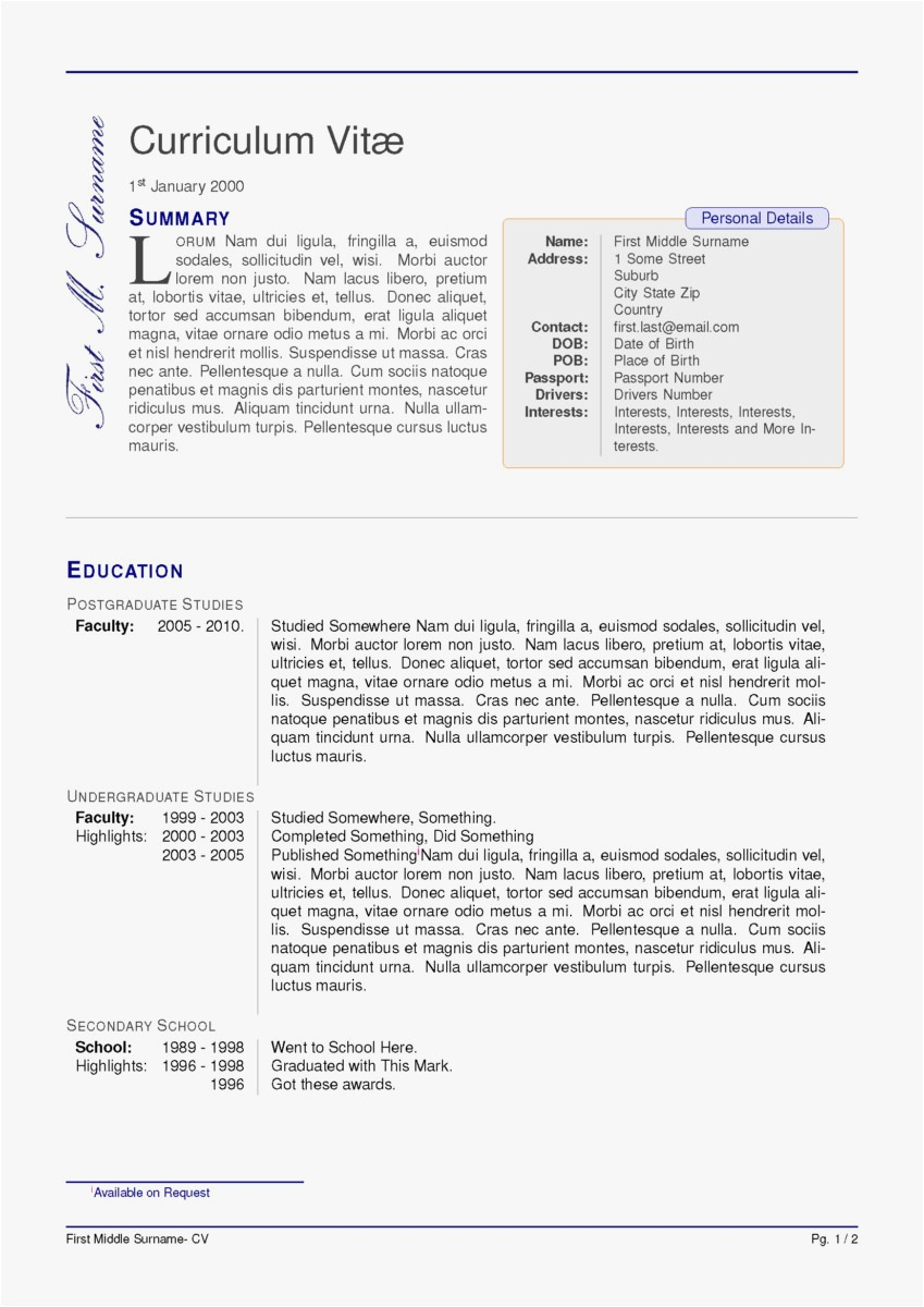 12 rpi resume template collection