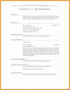 Sailing Resume Template - Sample Chef Resume