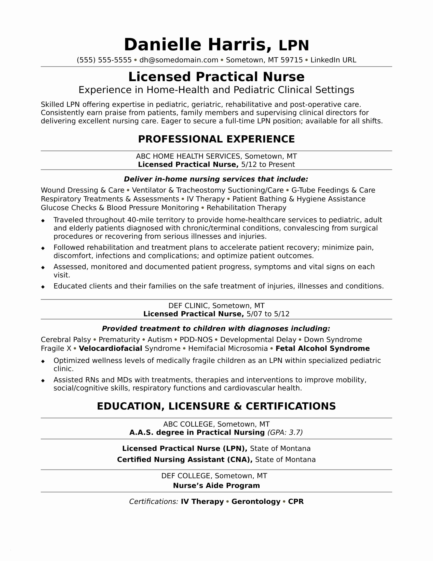 salesperson resume template example-Salesperson Resume Template Fresh New Nurse Resume Awesome Nurse Resume 0d Wallpapers 42 Beautiful Awesome 3-g