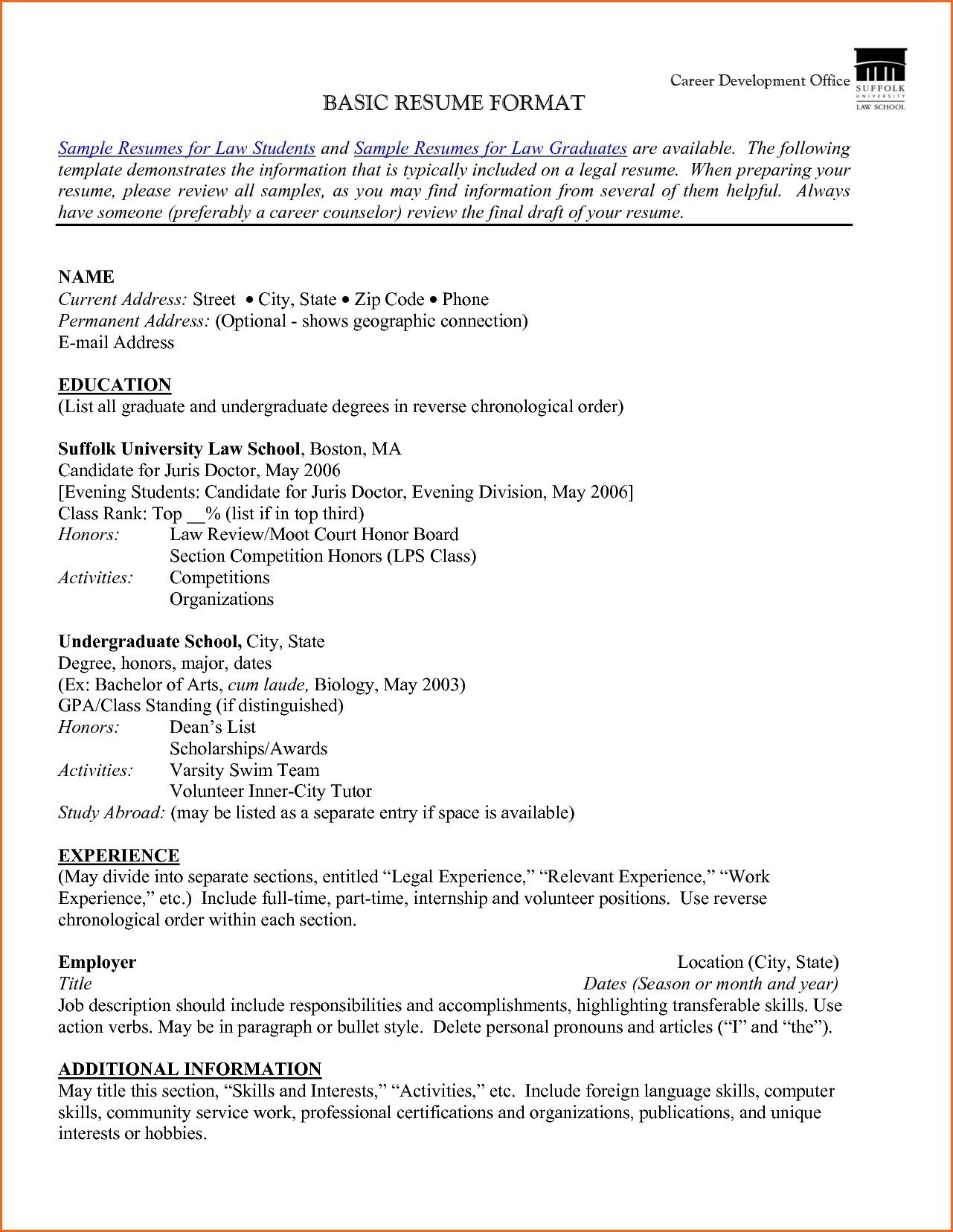 8 school counselor resume template examples  resume ideas