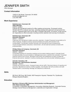 Scientist Resume Template - Resume Templates Restaurant Fresh ¢Ë†Å¡ top Fresh Grapher Resume