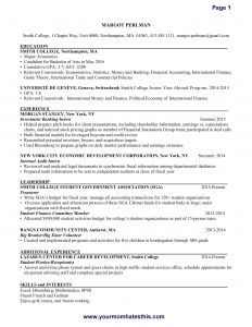 Security Resume Template - Awesome Security Ficer Resume Sample