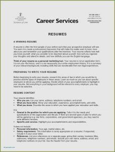 Should I Use A Resume Template - format Government Ficial Letter How to Write An Resume Luxury