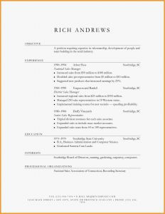 Smu Resume Template - A Cover Letter Example Free Download Best Mock Resume Templates