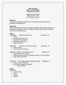 Soccer Resume Template for College - √ Resume Ppt Free Templates Best Grapher Resume Sample Beautiful