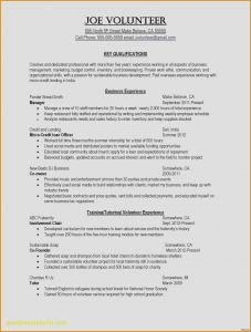 Social Media Resume Template - 50 Inspirational Bill Proposal Example