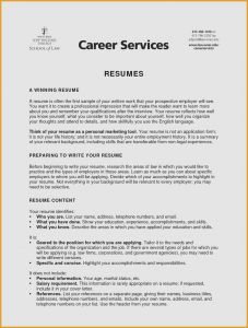 Sorority Resume Template - Entry Level Marketing Resume Type A Resume Beautiful New Entry Level