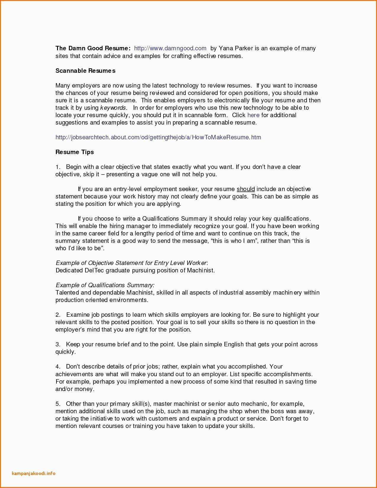 star method resume template Collection-Resume In e Page Sample 29 New Pics How to Write A E Page Resume 12-b