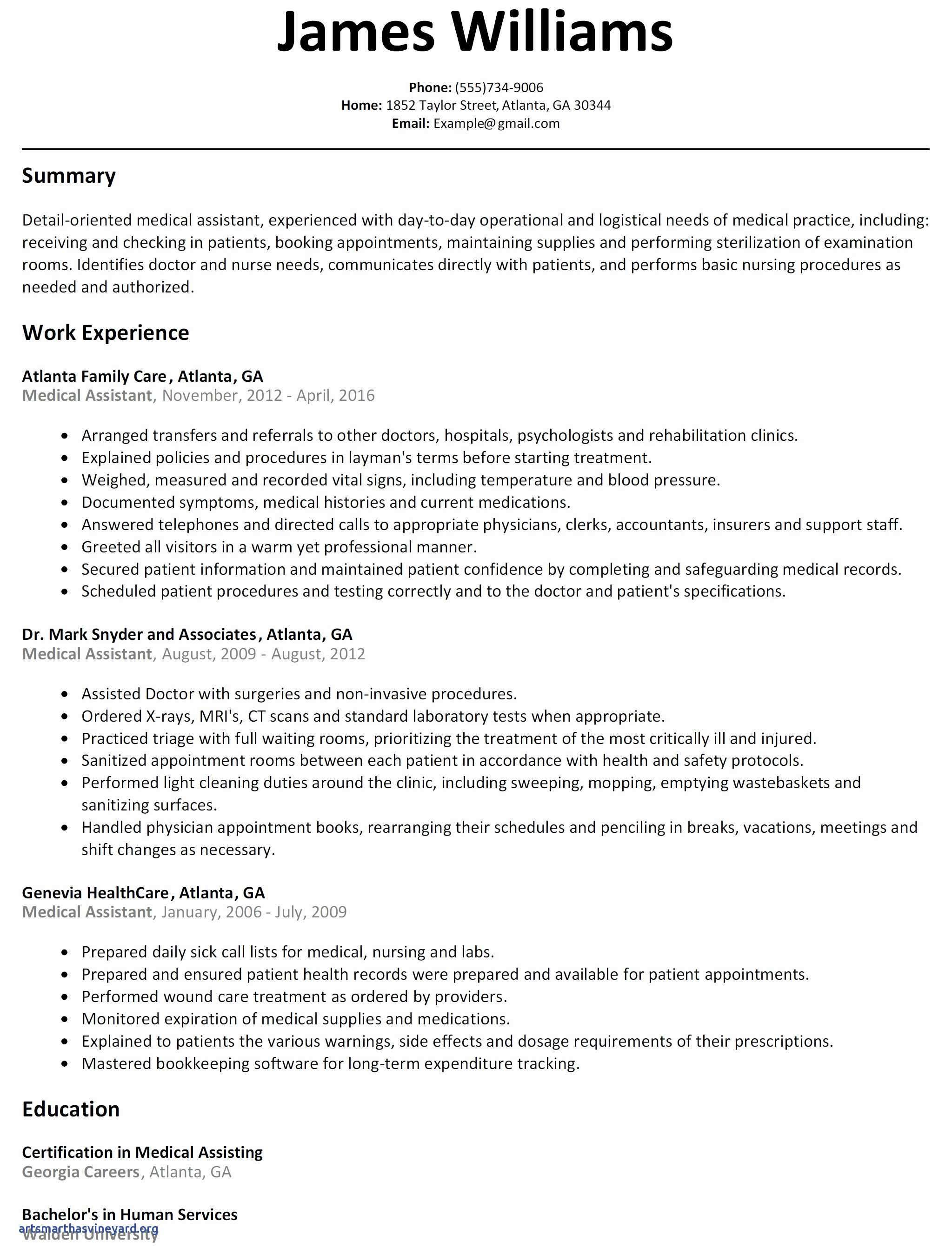 store manager resume template Collection-Unique Retail Resume Sample Awesome Resume Template Free Word New Od 8-j