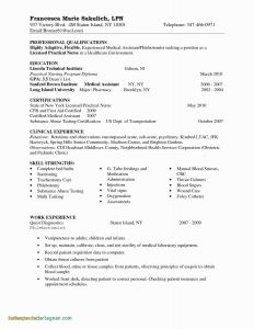 Student Nurse Resume Template - Nurse Resume Template Fwtrack Fwtrack