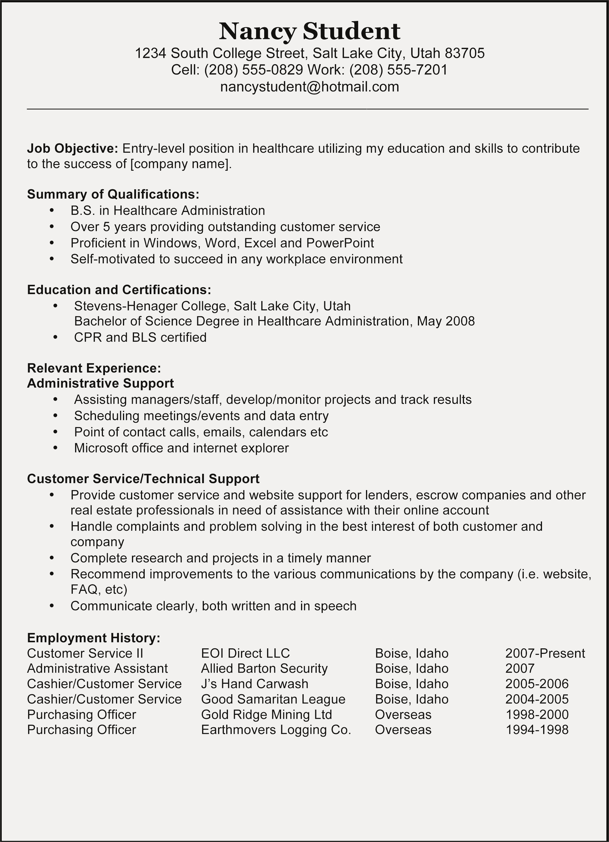 superintendent resume template Collection-Resume Objective Samples New Resume Objective Samples Lovely Resume Examples 0d Good Looking 3-j