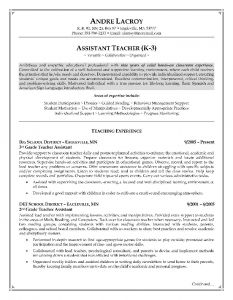 Teaching assistant Resume Template - Pin by Job Resume On Job Resume Samples Pinterest