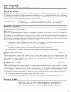 Tech Support Resume Template - Technical Support Resume Sample Cover Letter Resume Template Luxury