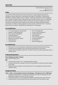 Technical Support Resume Template - 18 top Professionals Resume Template Modern Free Resume Templates