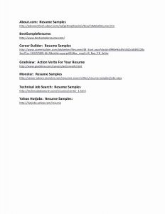 Technical theatre Resume Template - Musical theatre Resume Template
