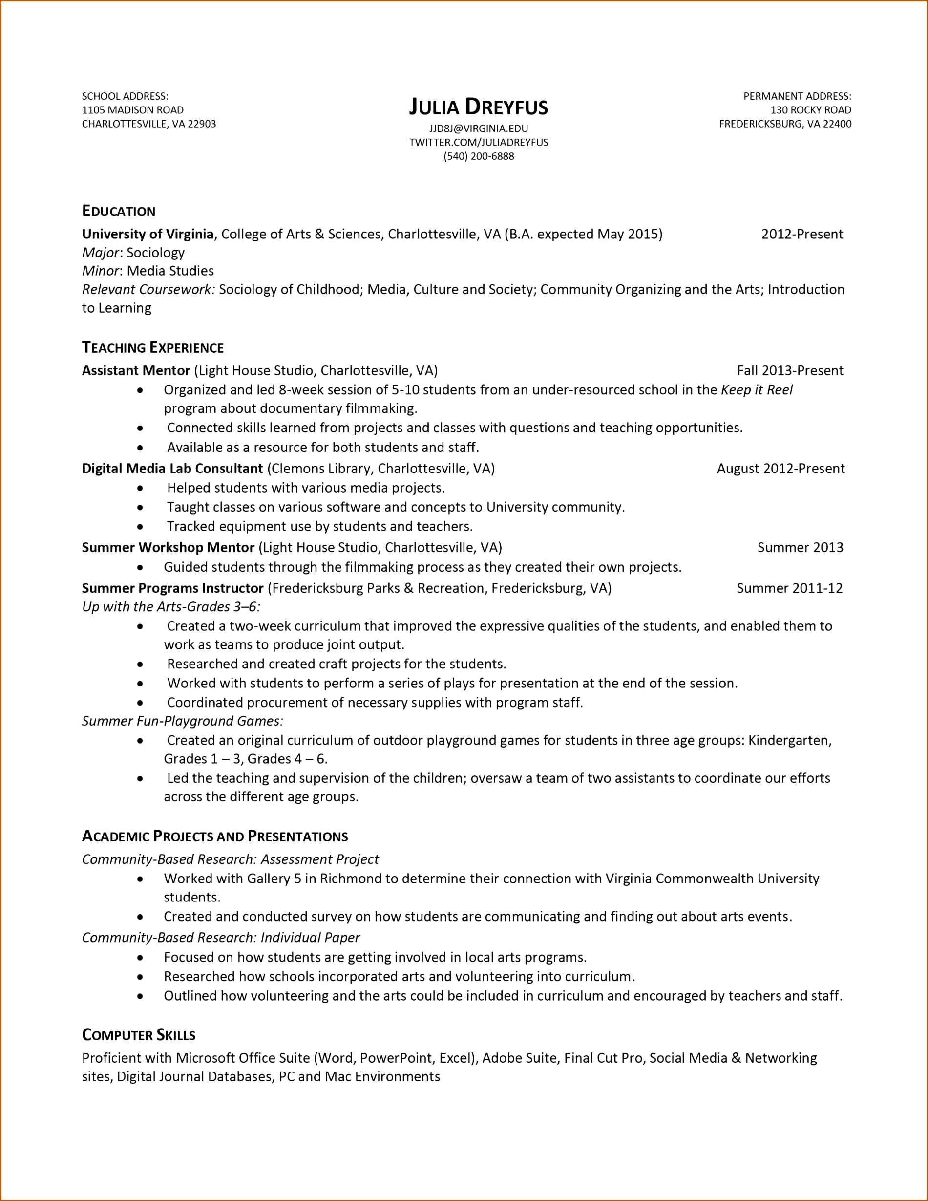 temple university resume template Collection-Temple University Lebenslauf format Skfxph Cv Resume format Elegant Cv Resume Builder Lovely Student Resume 19-b