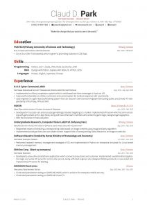 Textedit Resume Template - Resume Latex Templates Curricula Vitae Awesome Resume and Cover