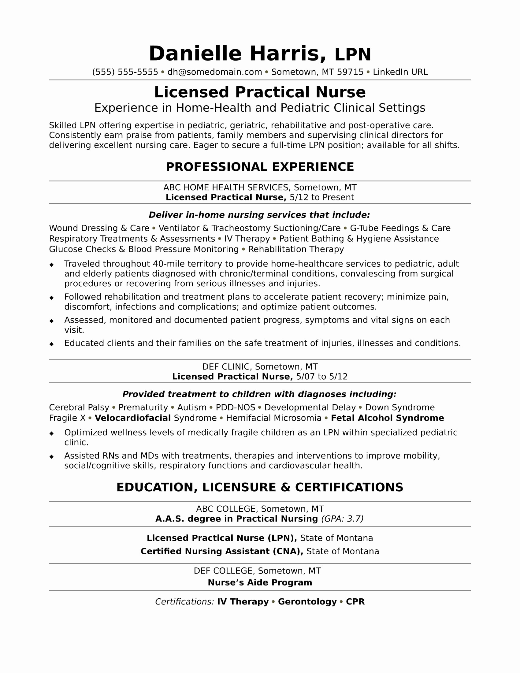 therapist resume template example-Resume for Massage therapy – Massage therapy Resume Template New Elegant New Nurse Resume Awesome 2-t