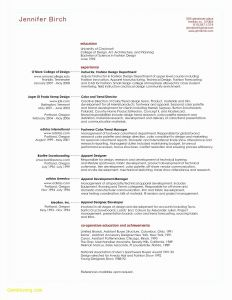 Uchicago Resume Template - Chicago Resume Template Word – Resume Template Word Download