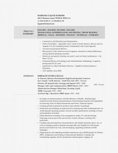 Ucla Resume Template - How You Can attend Military