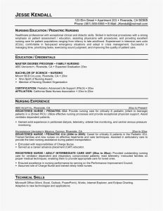 Ucsd Resume Template - Medical