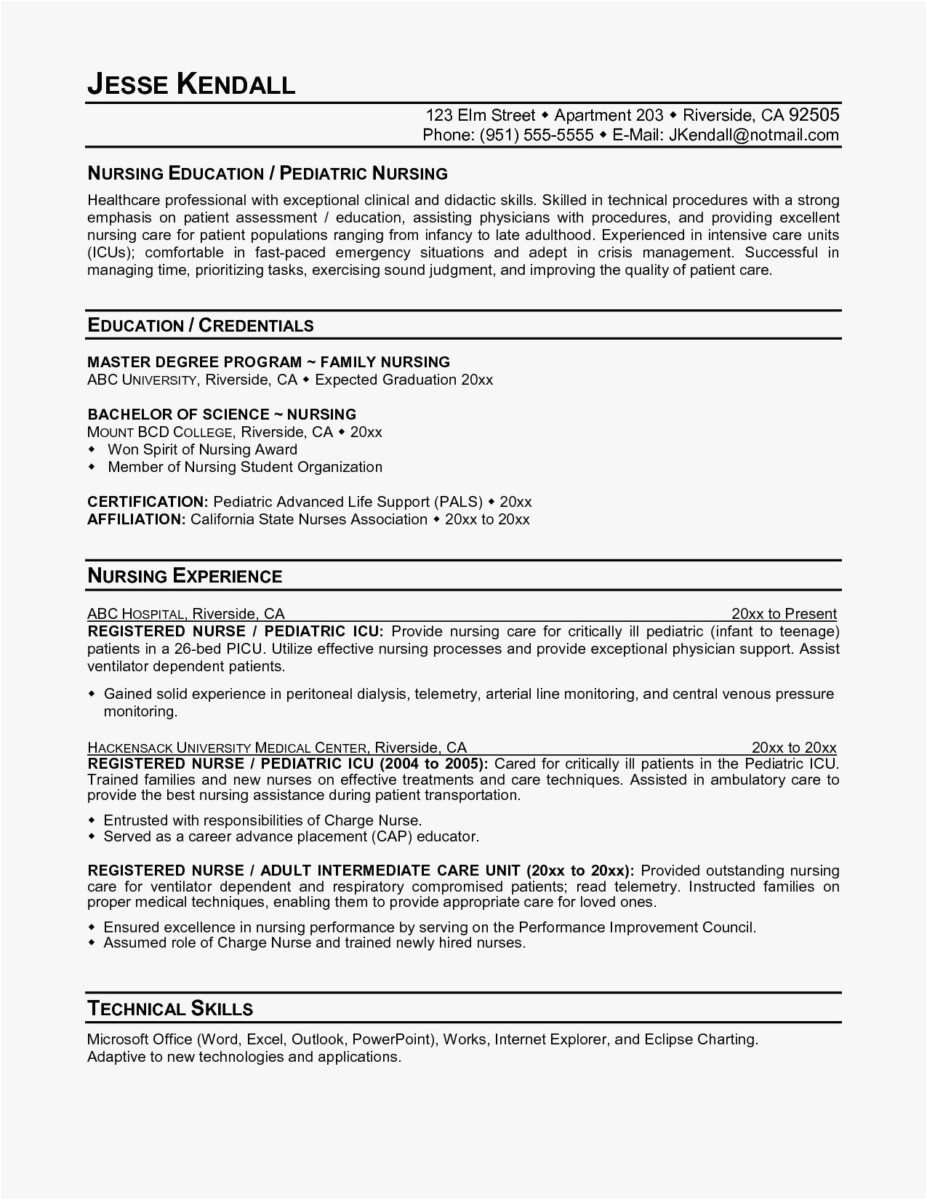 ucsd resume template example-I Need Help with My Resume Template Elegant New Nurse Resume Awesome Nurse Resume 0d Wallpapers 6-g