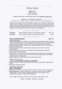 Uf Resume Template - Cv Versus Resume Awesome Nanny Resumes Nanny Resume 0d Frisch