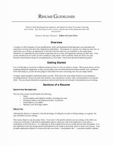 Uh Resume Template - social Work Resume Elegant social Worker Resume Sample Templates