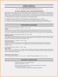 University Of Florida Resume Template - Tefl Resume Sample