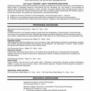 University Of Florida Resume Template - 36 Cute Writing An Effective Resume Gallery Y2g