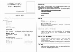 Uta Student Resume Template - 20 Uta Resume Template