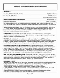 Utd Resume Template - Trainer Resume Sample attractive Example Job Resume Awesome Examples