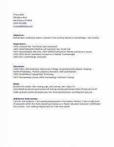 Veterinarian Resume Template - Dental assistant Resume Template – Veterinary Technician Resume