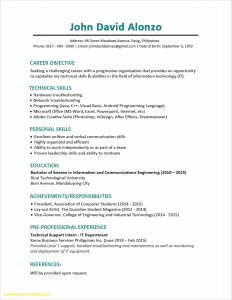 Vice President Resume Template - Free Indesign Resume Template Beautiful Free Resumes Templates New