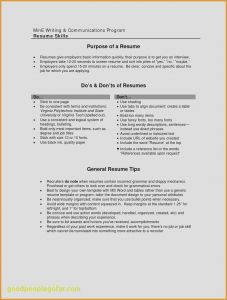 Virginia Tech Resume Template - 23 Beginners Resume Template