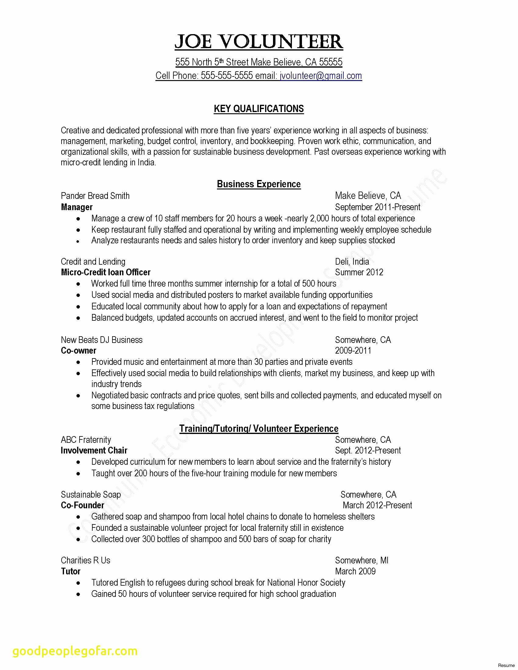 volunteer resume template example-Accounting Internship Resume Samples Unique Sample College Application Resume Lovely Painter Resume 0d 13-b