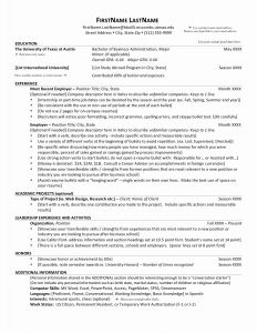 Welding Resume Template - Welding Resume Template Fresh Free Sample Resumes Inspirational