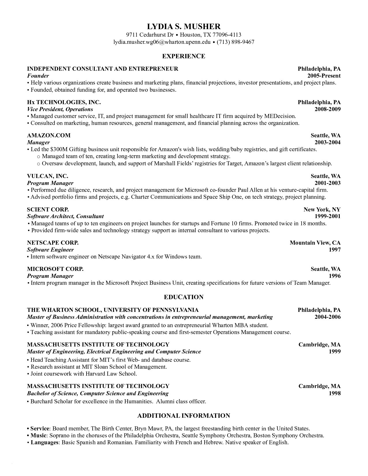 wharton mba resume template example-Amazon Resume Sample Inspirational Mba Resume Template Reference Harvard Cover Letters Roho 4senses 10-f