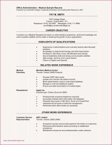 Wordperfect Resume Template - Sample Entry Level Resumes for College Students Luxury Entry Level